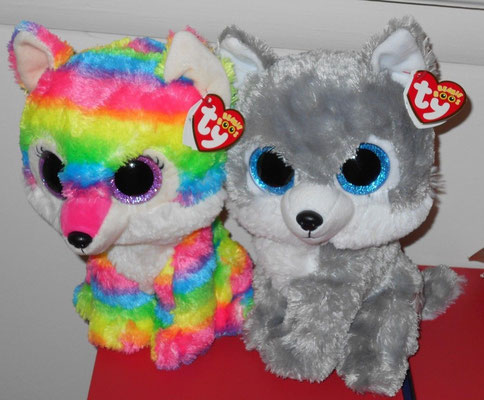 Two New Beanie Boo Great Wolf Lodge Exclusives Beanie