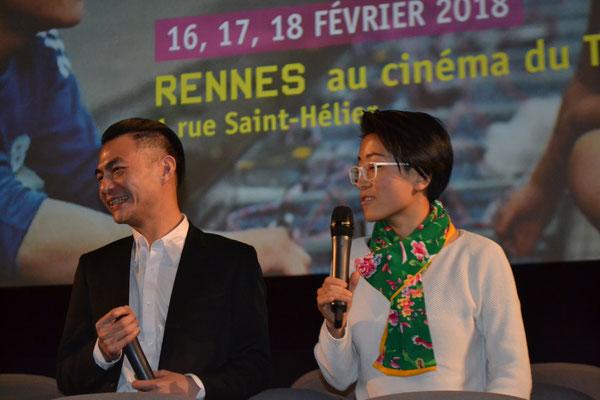 Rencontre avec le chorégraphe chinois Ergao au TNB