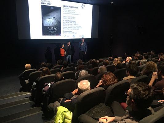 Rencontre avec le réalisateur chinois Wang Bing au Cinéma TNB