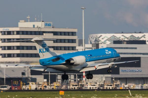 KLM Cityhopper, Fokker 70
