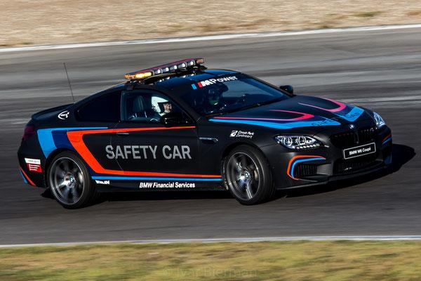 BMW M6 Coupé, Safteycar