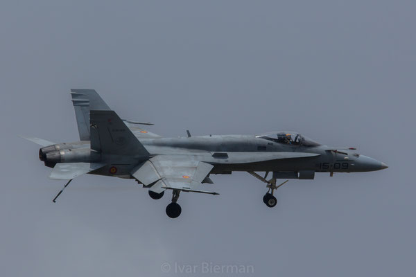 Spanish Air Force F18 Hornet