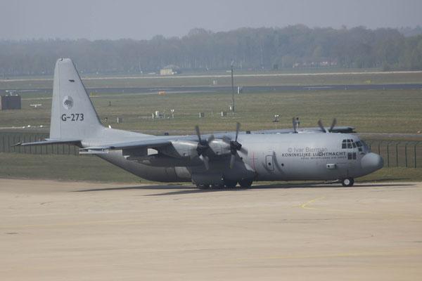 RNLAF, C130H Hercules, G-273
