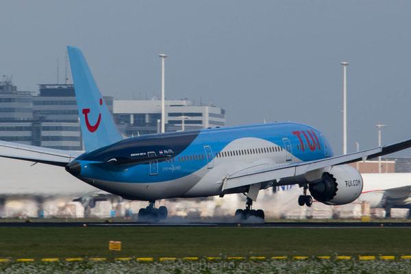Tui Holland, Boeing 787-8