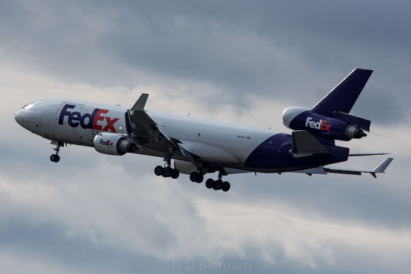 FedEx McDonnel Douglas MD11 N618FE