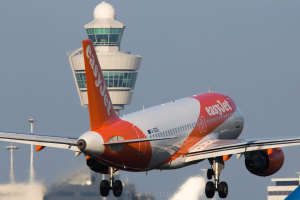Easyjet, Airbus A320
