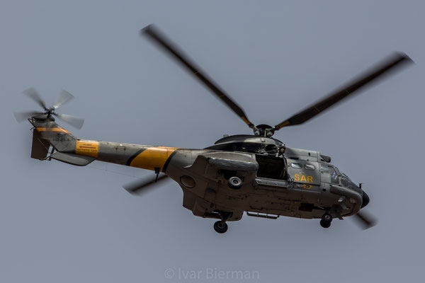 Spanish Air Force Search And Rescue Aerospatiale SA-330 Super Puma