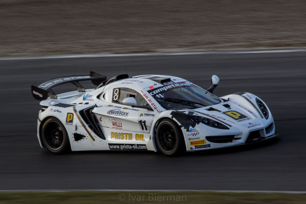 Sofia Car Motorsport, Sin Cars sin R1 GT4, drivers: Hendrik Still and Andres Guelden