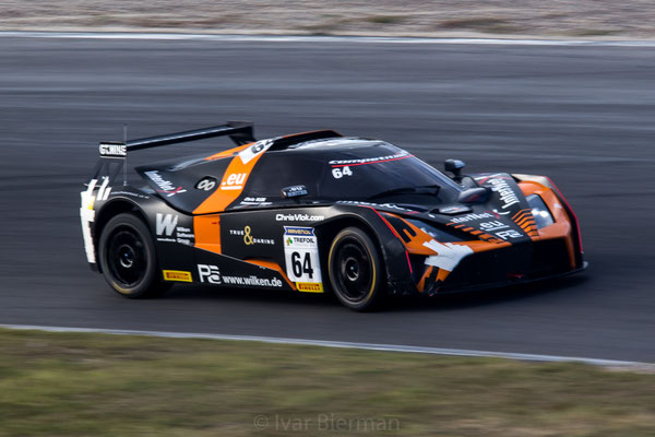 Rys Team Internetx, KTM X-Bow GT4, drivers: Immanuel Vinke and Chris Vlok
