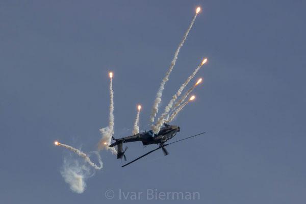 RNLAF Apache Demo Team, AH64 Apache