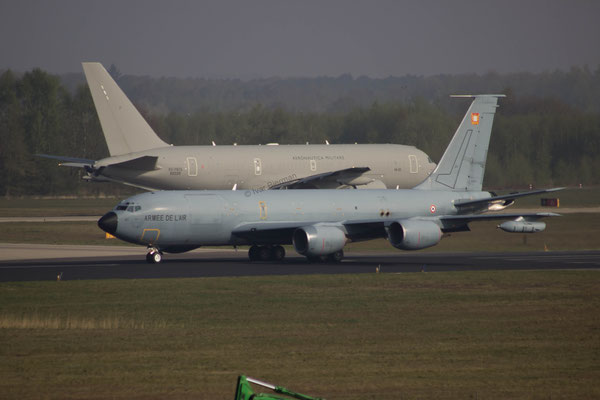 French Air Force, Boeing C-135 Tanker