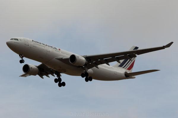 Air France Airbus A330-200 F-GZCM