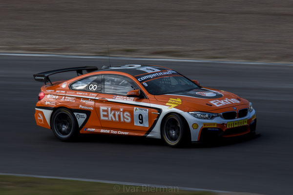 Racing Team Holland by Ekris Motorsport, Ekris M4 GT4, drivers: Ricardo van der Ende and Bernhard van Oranje