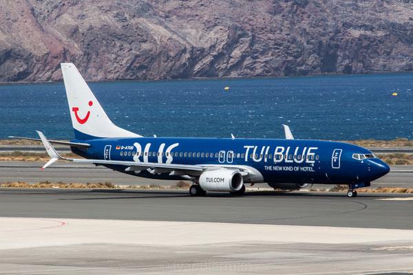 Tui Boeing 737-800 D-ATUD