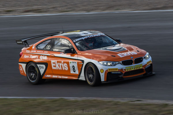 Racing Team Holland by Ekris Motorsport, Ekris M4 GT4, drivers: Simon Knap and Rob Severs