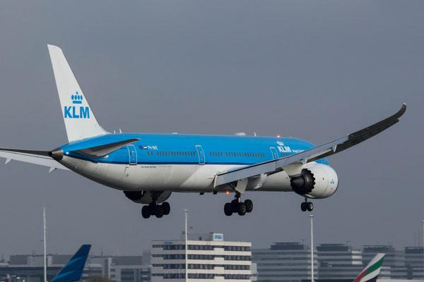 KLM Boeing 787-9, PH-BHE