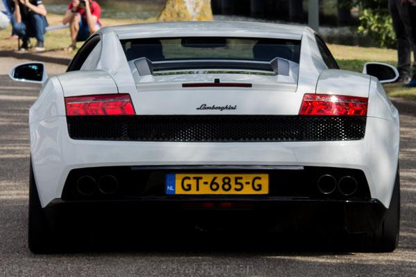 Lamborghini Gallardo LP560-4 wit GT-685-G