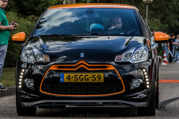Citroen DS3 Racing zwart 4-SGG-59