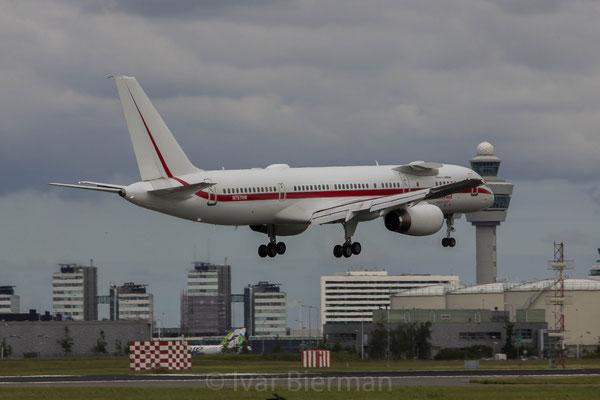 Honeywell, Boeing 757-200 Testbed