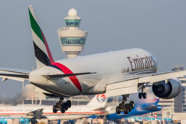 Emirates Skycargo, Boeing 777-200