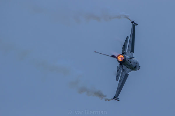 Belgian Air Force F16 Solo Display, F16AM, FA-123