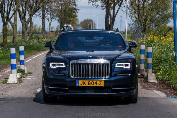 Rolls Roys Dawn, zwart, JK-804-Z