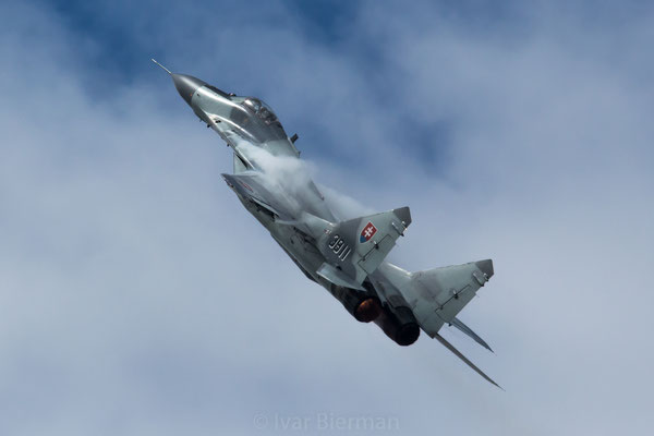 Slovak Air Force MiG29