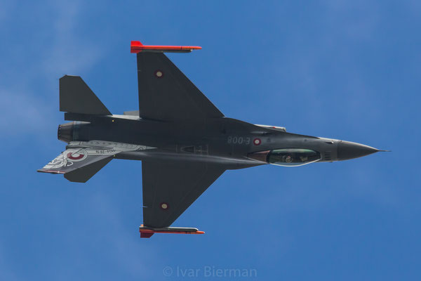 Danish Air Force F16