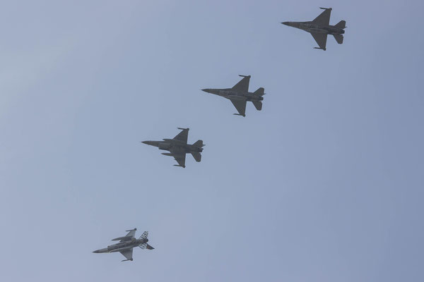 Belgian Air Force, F16