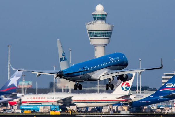 KLM Cityhopper, Embraer 190