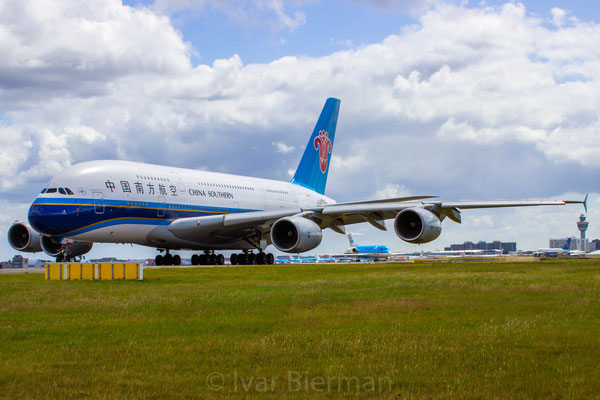 China Southern, Airbus A380, B-6136