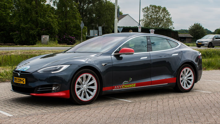 Tesla Model S, E-Rally 2019, Just Diggit