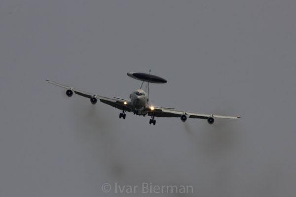 NATO Boeing E-3A AWACS
