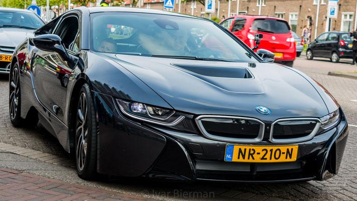 BMW I8, Zwart, NR-210-N, Papendrecht