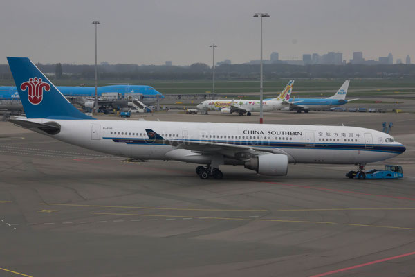 China Southern Airlines Airbus A330