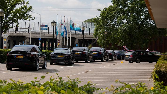 E-Rally 2019, Just Diggit, Eindhoven, Van der Valk Hotel Eindhoven, Van der Valk