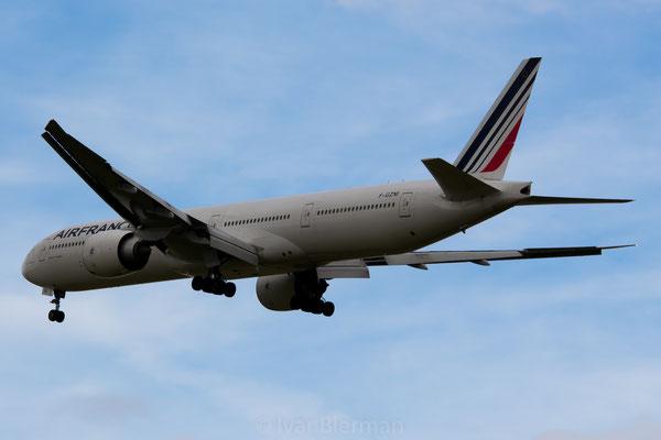 Air France Boeing 777-300 F-GZNI