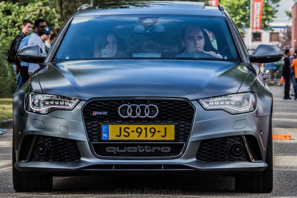 Audi RS6 Avant grijs JS-919-J