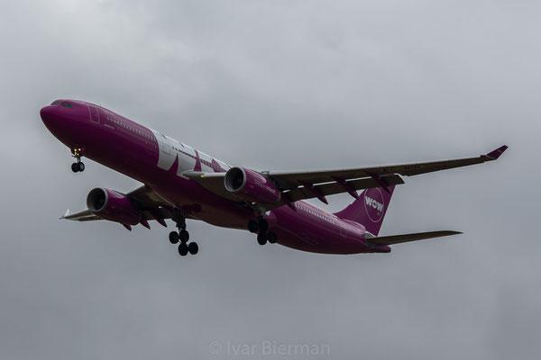 WOWair Airbus A330-300 EC-MIN