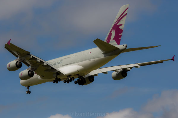 Qatar Airways A380 A7-APE