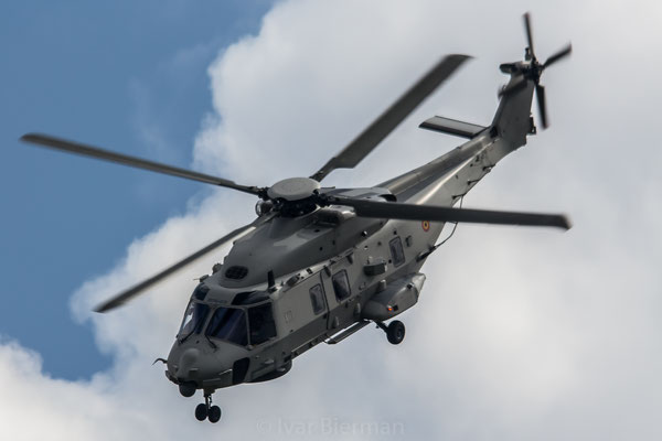 Belgian Air Force NH90