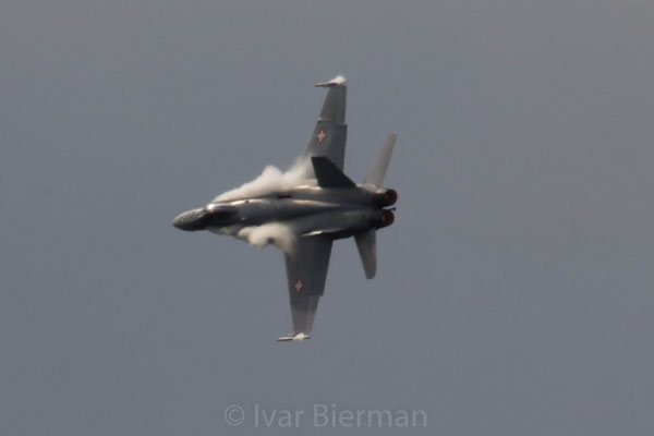Swiss Air Force, Boeing F18