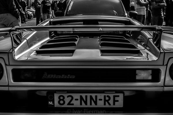 Lamborghini Diablo 132 zilver 82-NN-RF