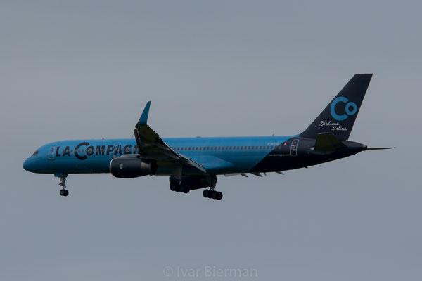 La Compagnie Boeing 757-200 F-HTAG