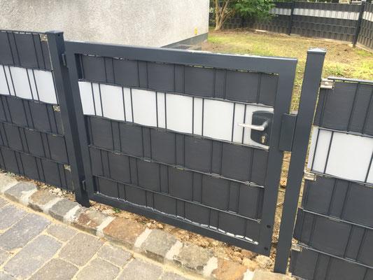 Sichtschutz Zaun Tor Puhse Gmbh