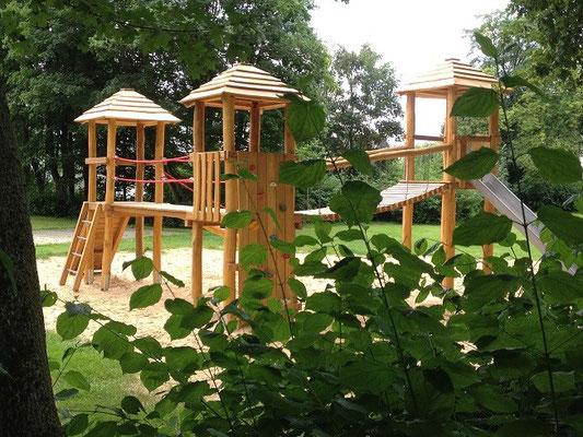 Outdoor Spielanlagen Zaun Tor Puhse Gmbh