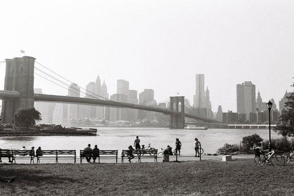 New York © Mathilde Bouvard