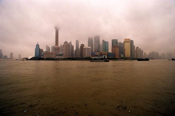 Shanghai © Mathilde Bouvard