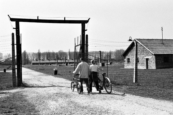 Auschwitz © Mathilde Bouvard
