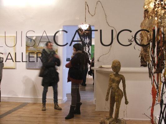 Luisa Catucci Gallery - BERLIN (Mars 2018)